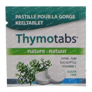 Tymotabs Echantillon: Un Comprimé A Base De Plantes Contre La Toux 1 comprimé à sucer