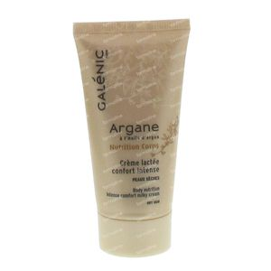 Galenic Argane Bodycream Free Offered 30 ml
