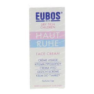 Eubos Haut Ruhe Gezichtscreme Gevoelige Huid Gratis Aangeboden 3 ml