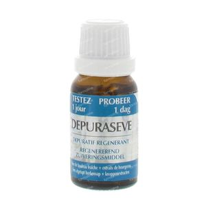 Herbalgem Depuraseve Berkensap Gratis Aangeboden 15 ml