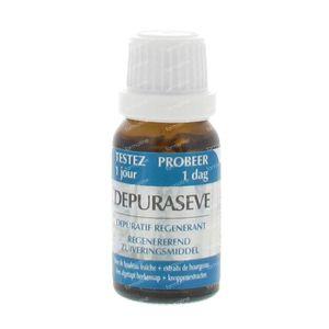 Herbalgem Depuraseve Seve De Bouleau Présenté Gratuit 15 ml