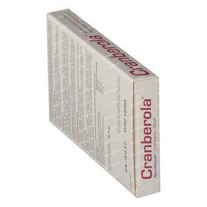 Cranberola Présenté GRATUIT 10 pièces capsules