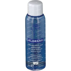 Klorane Soothing Eye Make-Up Remover Offerto GRATUITAMENTE 25 ml