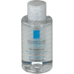 La Roche Posay Micellar Water Sensitive Skin FREE Offer 100 ml