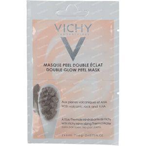 Vichy Pureté Double Glow Peel Masker GRATIS Aangeboden 2x6 ml
