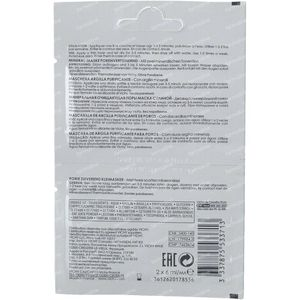 Vichy Pureté Zuiverend Kleimasker GRATIS Aangeboden 2x6 ml