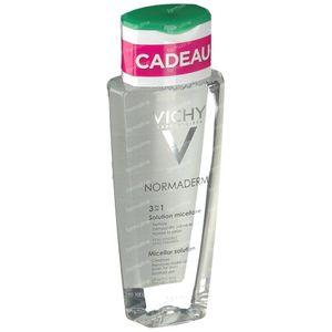 Vichy Normaderm Lotion Micellaire Gevoelige Huid GRATIS Aangeboden 200 ml