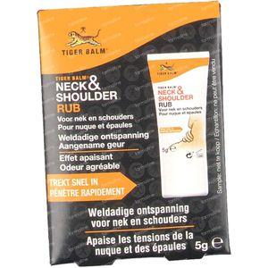 Tiger Balm Crème Nuque & Épaules Présenté GRATUIT 5 g