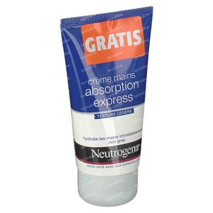 Neutrogena Express Absorption Hands Cream FREE Offer 75 ml