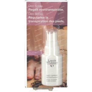 Louis Widmer Deo Spray Antiperspirant FREE Offer 25 ml Spray