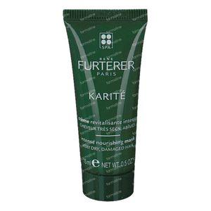 Rene Furterer Karite Crème Révitalisant Intense Offert GRATUITEMENT 15 ml