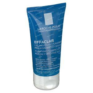 La Roche Posay Effaclar Purifying Cleansing Gel FREE Offer 50 ml