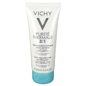 Vichy Pureté Thermale Nährende Reinigungsmilch GRATIS Angeboten 100 ml