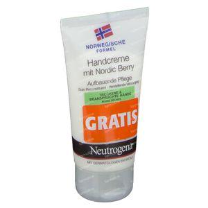 Neutrogena Nordic Berry Crème Pour Les Mains Présenté GRATUIT 75 ml