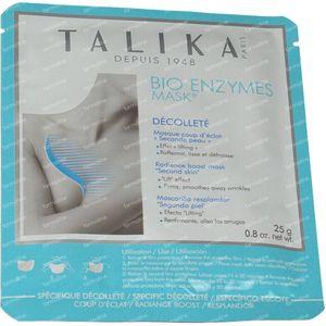 Talika Bio Enzymes Masque Décolleté Offert GRATUITEMENT 1 pièce