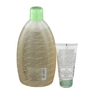 A-Derma Ultra-Rich Shower Gel + Milk GRATIS Angeboten 500+50 ml