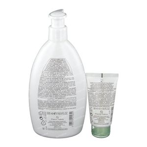 A-Derma Schuimende Douchegel + Melk GRATIS Aangeboden 500+50 ml