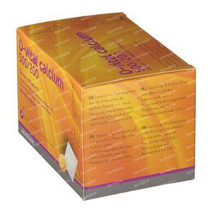 D-Vital Calcium 500/200 Orange Offert GRATUITEMENT 40 sachets