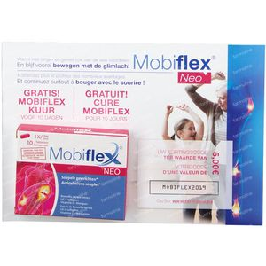 Mobiflex Neo OFFERT 10 comprimés