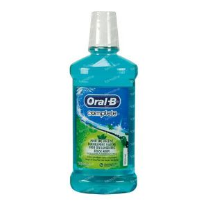 Oral B Mondwater complete rinse 500 ml