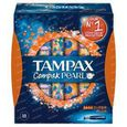 Tampax Tampons compak pearl super plus 18 Stuks
