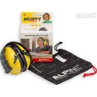 Alpine Muffy smile yellow oorkappen 1 stuks