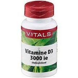Vitals Vitamine D3 3000IE 100 vcaps