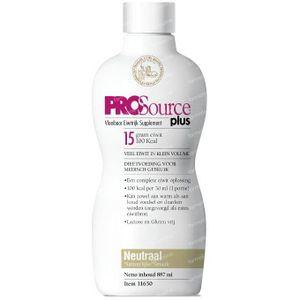 Prosource Plus neutraal vloeibaar eiwitrijk 4x887 ml