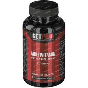 Getpro Multivitamine 90 stuks Capsules