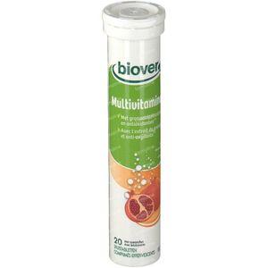 Biover Multivitamine + 20 stuks Bruistabletten