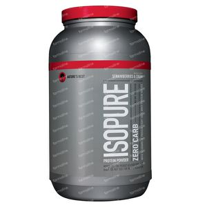 Isopure Zero Sugar Strawberry 2 kg