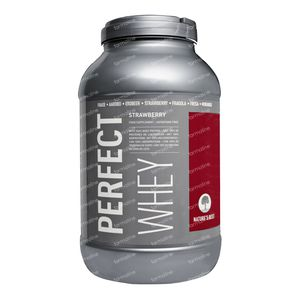 Perfect Whey Strawberry 2,30 kg