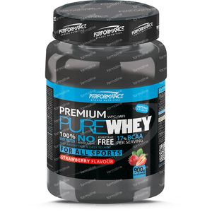 Performance Pure Whey Strawberry 900 g