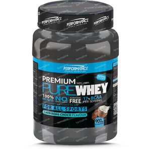 Performance Pure Whey Caribbean Chocolate 900 g