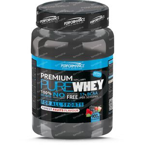 Performance Pure Whey Forest Fruits 900 g