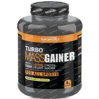 Performance Turbo Mass Gainer Vanille 3 kg
