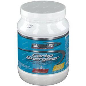 Performance Carbo Energizer Lemon 750 g