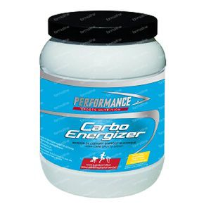 Performance Carbo Energizer Apricot 1,50 kg