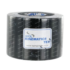 Kinematics Tex MuscleTape Black 5cm x 5m 1 item