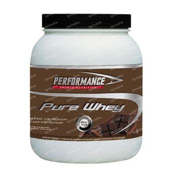 Performance Pure Whey Chocolat 750 g