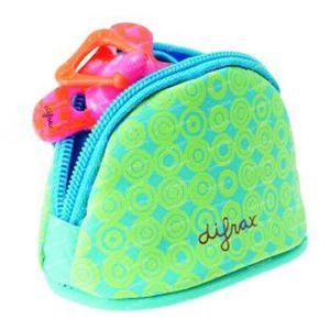 Difrax Teat Bag Blue 1 item