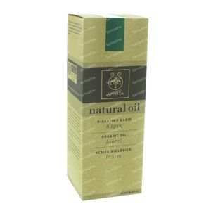 Apivita Natural Oil Organic Huile De Laurier 100 ml bouteille
