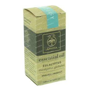 Apivita Essential Oil Eucalyptus 10 ml bottiglia
