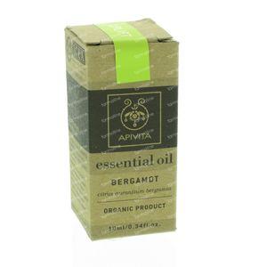 Apivita Essential Oil Bergamote 10 ml bouteille