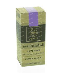 Apivita Essential Oil Lavender 10 ml bottle