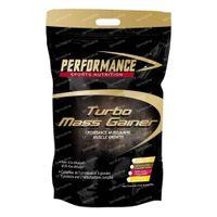 Performance Turbo Mass Chocolade 5 kg