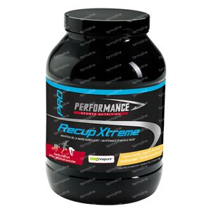 Performance Recup Xtreme Vanille 600 g