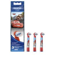 Oral B Refill Stages Power Cars Eb10-3 3 stuks
