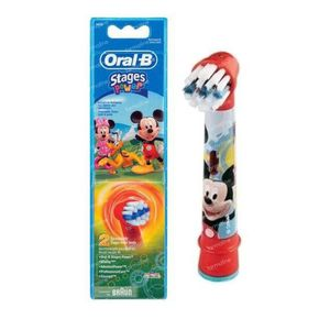 Oral B Refill Stages Power Mickey Mouse Eb10-3 3 stuks