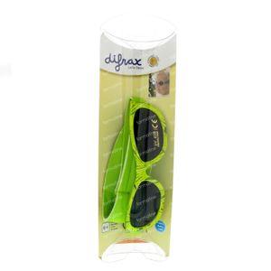 Difrax Zonnebril Baby Groen 1 St